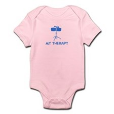 Timbales my therapy Infant Bodysuit