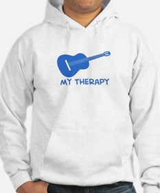 Ukelele my therapy Hoodie