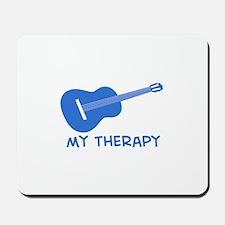 Ukelele my therapy Mousepad