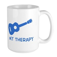 Ukelele my therapy Mug