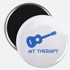 Ukelele my therapy Magnet