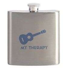 Ukelele my therapy Flask