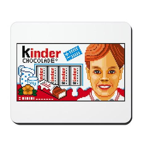 Mousepad Kinder Chocolade