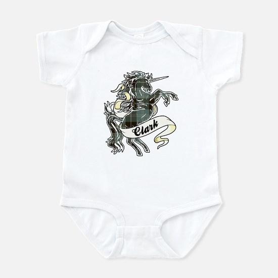 Clark Unicorn Infant Bodysuit