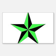 Nautical Star Decal