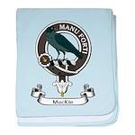 Badge - MacKie baby blanket