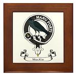 Badge - MacKie Framed Tile