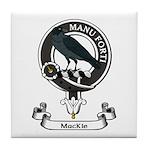 Badge - MacKie Tile Coaster
