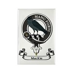 Badge - MacKie Rectangle Magnet