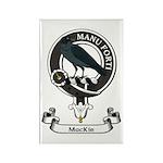 Badge - MacKie Rectangle Magnet (100 pack)