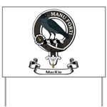 Badge - MacKie Yard Sign