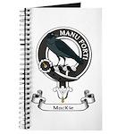 Badge - MacKie Journal