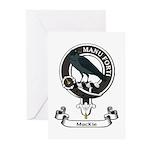 Badge - MacKie Greeting Cards (Pk of 10)