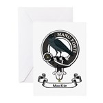 Badge - MacKie Greeting Cards (Pk of 20)