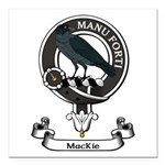 Badge - MacKie Square Car Magnet 3