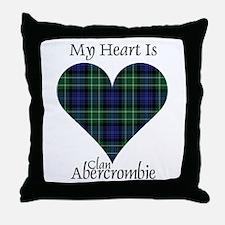 Heart - Abercrombie Throw Pillow