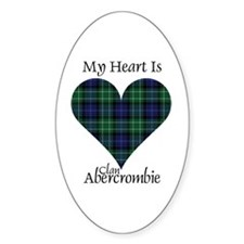 Heart - Abercrombie Decal
