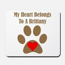 Brittany2 Mousepad