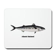 Atlantic Mackerel Mousepad