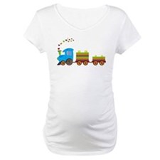 Colorful Toy Train Shirt