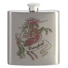 Crawford Unicorn Flask