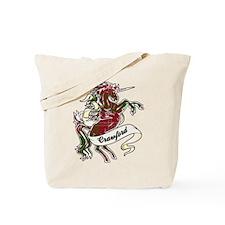 Crawford Unicorn Tote Bag