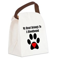 Bloodhound Canvas Lunch Bag