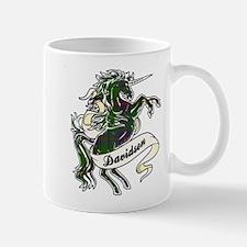 Davidson Unicorn Mug