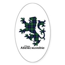 Lion - Abercrombie Decal