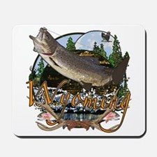 Wyoming is Paradise 3 Mousepad