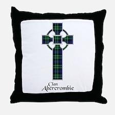 Cross - Abercrombie Throw Pillow
