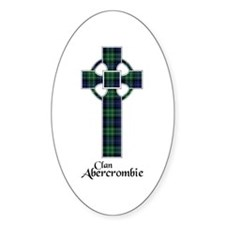 Cross - Abercrombie Decal