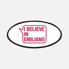 I Believe In Emiliano Patches