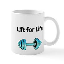 Lift for Life Mug
