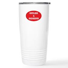 Gutless and Gorgeous Travel Mug