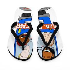 L.A. Bus Fair Flip Flops