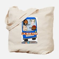L.A. Bus Fair Tote Bag
