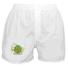 Galway Shamrock Boxer Shorts