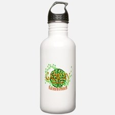 Galway Shamrock Water Bottle