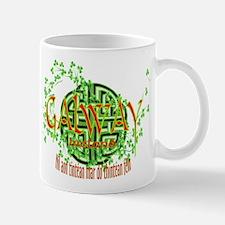 Galway Shamrock Mug