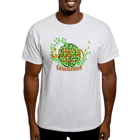 Galway Shamrock Light T-Shirt