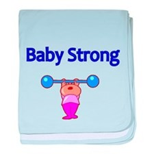 Baby Strong baby blanket