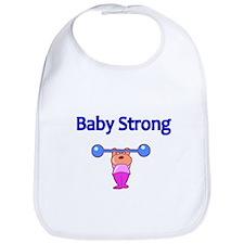 Baby Strong Bib