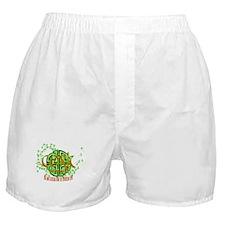 Cork Shamrock Boxer Shorts