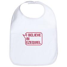I Believe In Ezequiel Bib