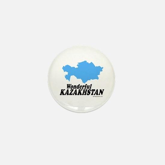 Wonderful Kazakhstan - Mini Button