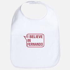 I Believe In Fernando Bib