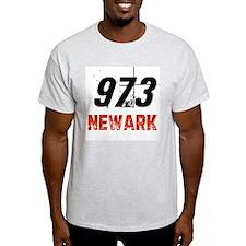 973 Ash Grey T-Shirt