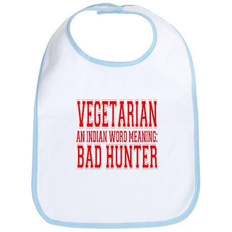 Vegetarian Bib