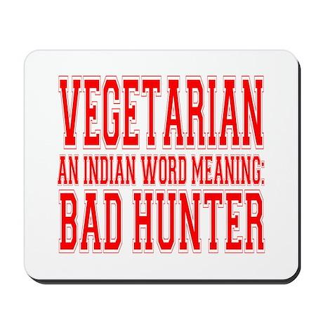 Vegetarian Mousepad